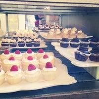 Photo taken at Enjoy Cupcakes by Melissa Jenna G. on 5/11/2013