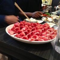 Photo taken at Gen Korean BBQ House by Billy C. on 3/3/2013