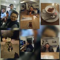 Photo taken at Kalabak Cafe by Esra K. on 4/2/2018