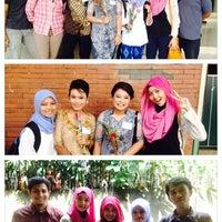 Photo taken at Institut Ilmu Sosial dan Ilmu Politik (IISIP) by Meilinda P. on 3/30/2014