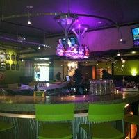 Photo taken at Piecasso Pizzeria & Lounge by Sarah H. on 3/18/2013