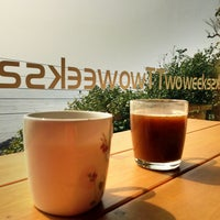 Photo taken at Two Weeks Coffee by Sungkun J. on 3/19/2013