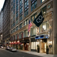 Photo prise au Club Quarters Hotel in Boston par Club Quarters Hotels le6/27/2016