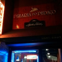 Photo taken at Pizzaria do Pedaço by Tryck G. on 8/3/2014