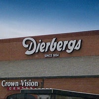 Photo taken at Dierbergs by Sherry H. on 4/26/2013