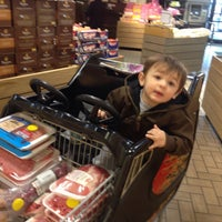Photo taken at Dierbergs by Sherry H. on 2/6/2015