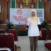 Photo taken at Balai Kota Yogyakarta by Norma Y. on 6/5/2016