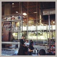 Photo taken at Stone Brewing World Bistro & Gardens by Bryan H. on 3/25/2013