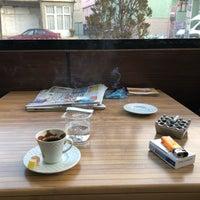 Photo taken at Cafe Alize by Bekir I. on 1/4/2018