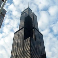 Photo taken at Willis Tower by Yoonsok Floyd M. on 2/8/2013