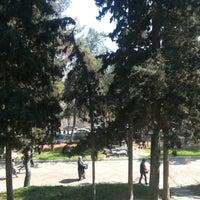 Photo taken at Eskihisar Parkı by Sedanur A. on 3/11/2018