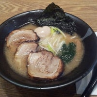 Photo taken at Menya Aoyama by Desmond Y. on 11/19/2012