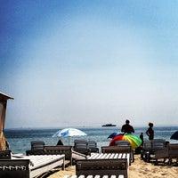 Снимок сделан в Пляж «Ланжерон» пользователем Сергей П. 7/28/2013