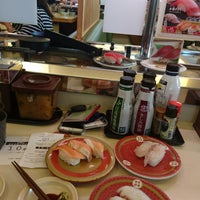 Photo taken at Hamazushi by yuhki07 on 12/21/2017