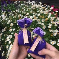 Photo taken at 薰衣草森林 Lavender Cottage by Jeanne on 5/4/2018