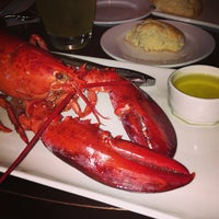 Photo taken at Devon Seafood Grill by Dan P. on 1/10/2013