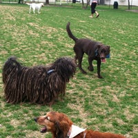 Photo taken at Destin Dog Park by Cody C. on 2/24/2013