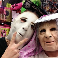 Photo taken at Party City by John F. on 10/25/2012
