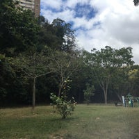 Photo taken at Bosque Francisco Tamayo by Katy M. on 3/4/2017