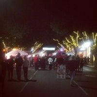 Photo taken at San Luis Obispo Farmers' Market by Jaena Rae on 12/27/2013