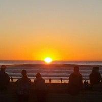 Photo taken at Ocean Beach by Jaena Rae on 1/21/2013