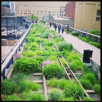 Photo prise au High Line par Jaena Rae le5/15/2013