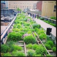 5/15/2013 tarihinde Jaena Raeziyaretçi tarafından High Line'de çekilen fotoğraf