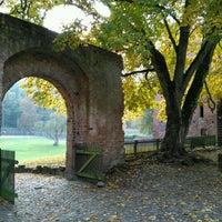 Photo taken at Zisterzienserkloster Chorin by Alexandr U. on 10/23/2016