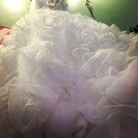 Photo taken at Elly's Formal Wear & Bridal by Terri E. on 5/1/2013