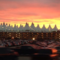 Photo taken at Denver International Airport (DEN) by Amy M. on 10/15/2013