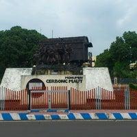 Photo taken at Alun Alun Bondowoso by Dhee Y. on 3/9/2013