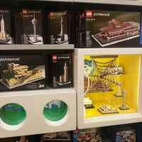 Photo taken at The LEGO Store by Bryan K. on 10/23/2012