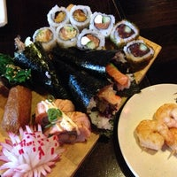 Photo taken at Kimono by Patricia v. on 6/12/2014