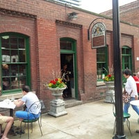 Photo taken at Brick Street Bakery by Miguel R. on 6/2/2013