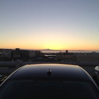 Photo taken at SFO Long Term Parking by Jay G. on 6/29/2013
