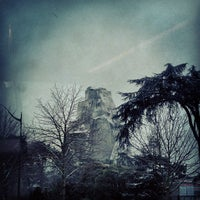 Foto tirada no(a) Rocher du Zoo de Vincennes por Greg B. em 2/25/2013