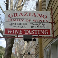 Photo taken at Graziano Family Of Wines by Nancy G. on 1/30/2016
