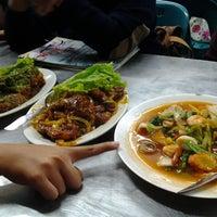 Photo taken at Wajir Seafood by Aiko K. on 12/28/2012