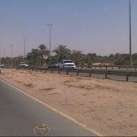 Photo taken at Al Khawaneej Road by ItsMβŚ ♚. on 10/5/2012