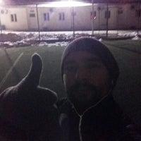 Photo taken at Abdurrahman Temel Futbol Sahası by Alper .. on 1/23/2017