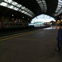 Photo taken at Platform 3 by Sobster on 10/29/2012