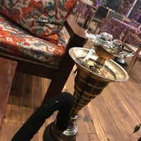 2/18/2018 tarihinde Mehmet B.ziyaretçi tarafından Cratos Nargile Café'de çekilen fotoğraf