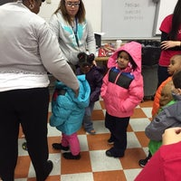 Photo taken at Finkl Elementary Academy by David L. on 11/18/2014