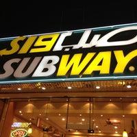 Photo taken at SubWay by Wonayyan on 11/16/2012