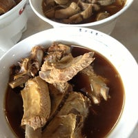 Photo taken at 宝香绑线肉骨茶 (Pao Xiang Bak Kut Teh) by Lim P. on 1/24/2013