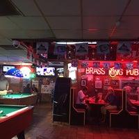 Photo taken at Brass Ring Pub by Regan C. on 1/2/2016
