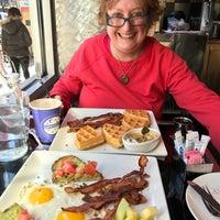 Photo taken at Moonstruck Diner by Regan C. on 3/5/2017