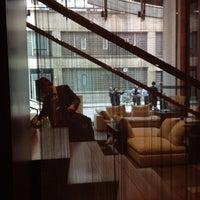 Das Foto wurde bei Le Germain Hotel Toronto Mercer von David L. am 5/30/2013 aufgenommen