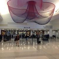 Photo taken at Terminal 2 by David L. on 9/26/2013