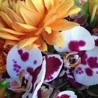 Photo taken at Church Street Flowers by David L. on 9/18/2013